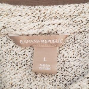 Banana Republic Tops - Banana Republic - Short Sleeve - Knit Top - Large